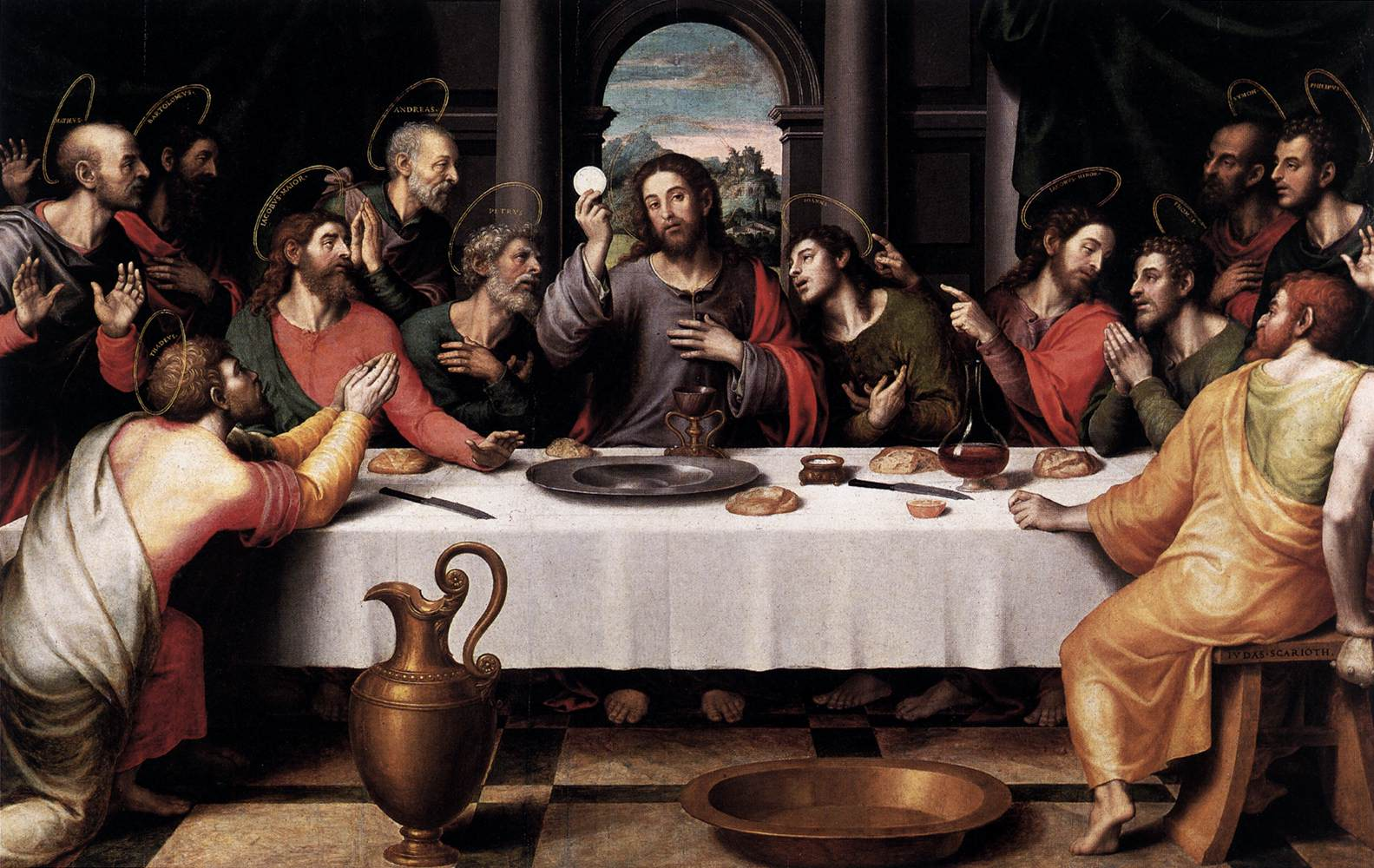 Holy Orders And The Sacrificial Priesthood Called To Communion