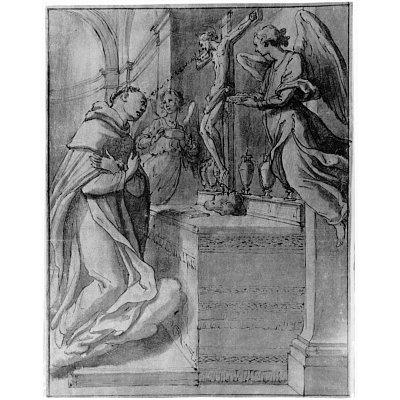 St. Thomas in Ecstasy