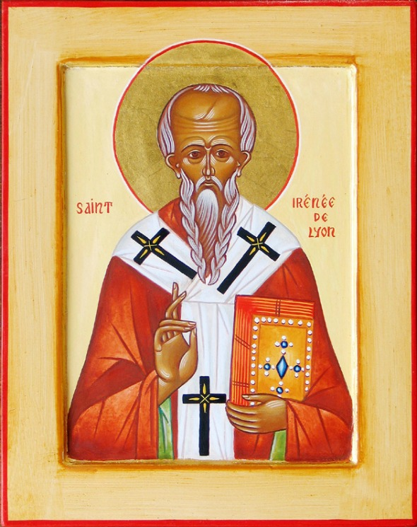 irenaeus writings The writings of irenæus by saint irenaeus vol 1 st athanasius on the incarnation by saint athanasius paganism surviving in christianity by abram herbert lewis.