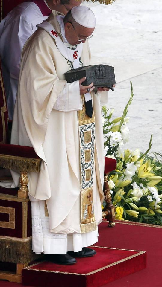 PopesFrancisPeter