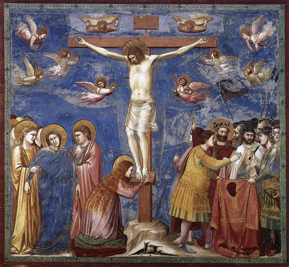GiottoCrucifixion