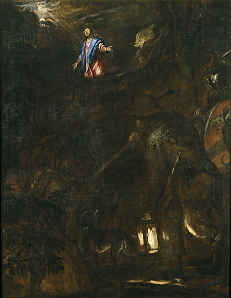 466px-Agony_in_the_garden_(Titian)