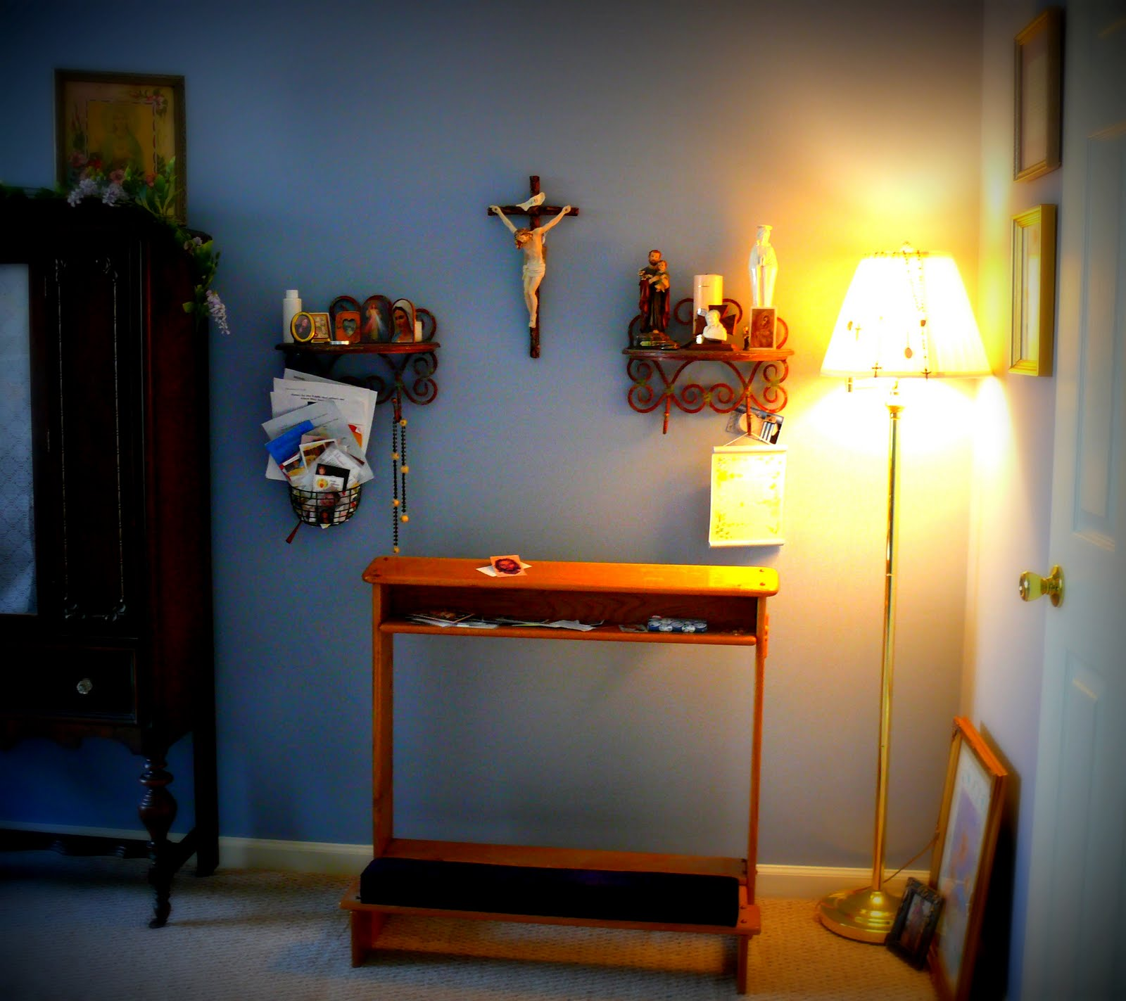 Home Altars For Sale: Prayer Altars, Idolatry, And Grace